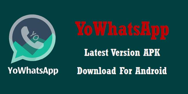 Yowhatsapp Versi Terbaru Apk