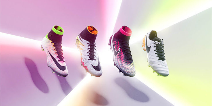 bba6725692e89 ... Ibrahimović (Mercurial) and Sergio Ramos (Tiempo). It will be available  from March 27 in Nike's football app and from March 29 at all retailers.