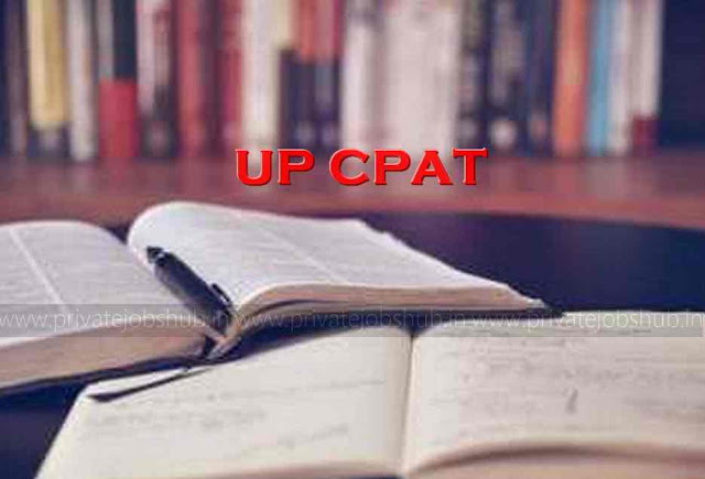 UP CPAT 2018