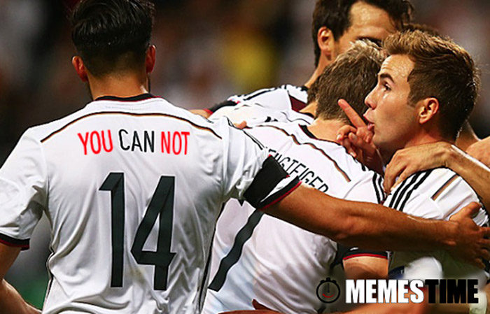 Meme Emre Can – You CAN not