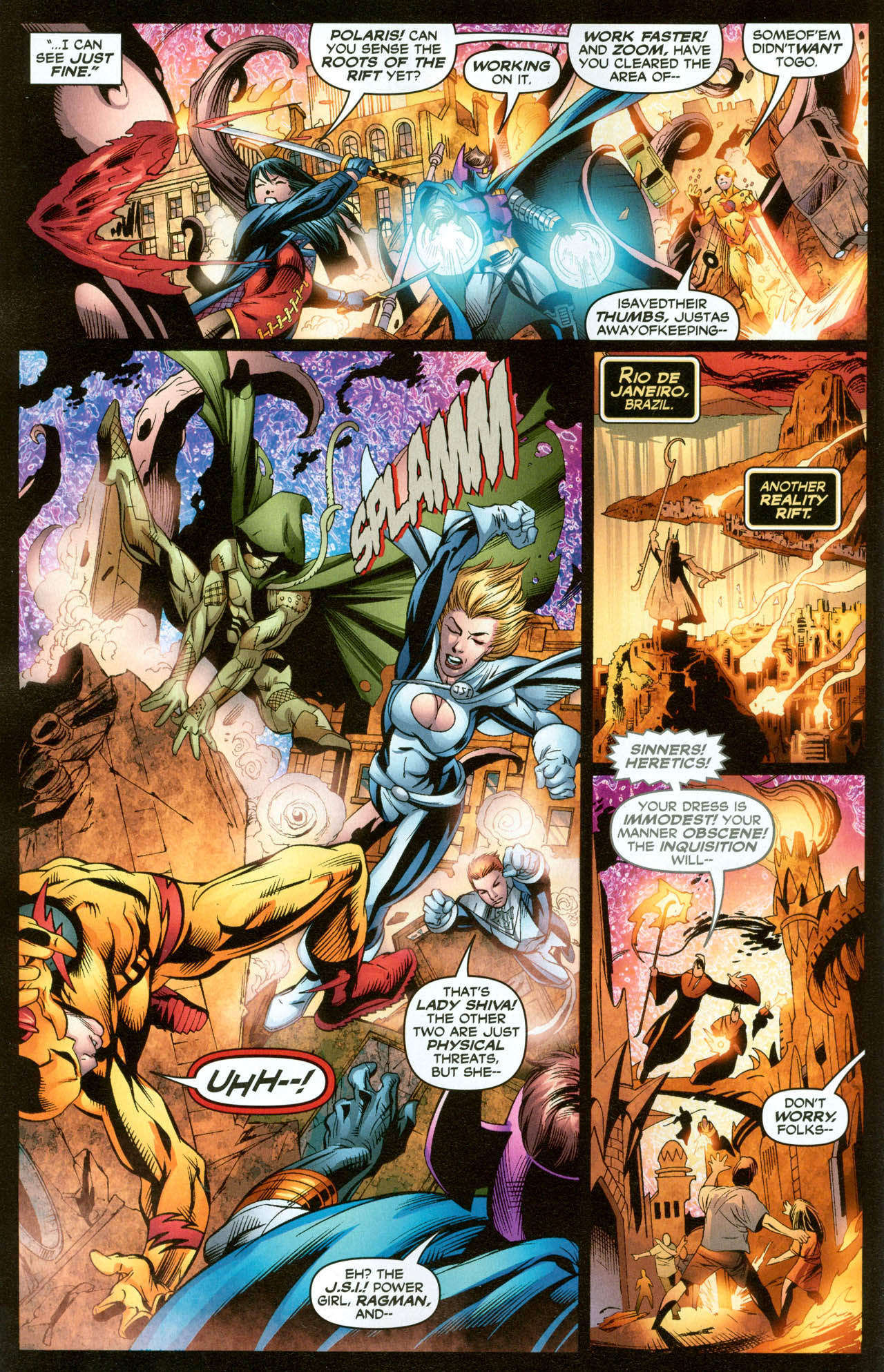 Read online Trinity (2008) comic -  Issue #31 - 9