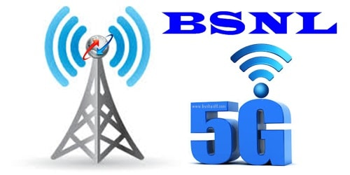 BSNL plans to launch 5G services in HP Circle