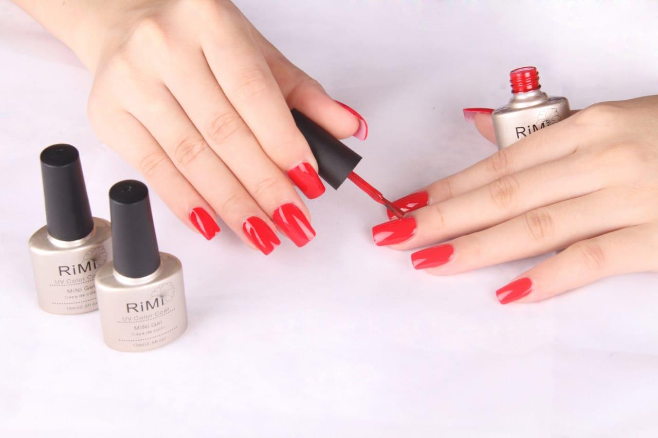 How to stop nail biting & tool box for nail biting (Nail Polish ...