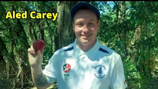 Australian Club Cricketer, Aled Carey Taken Six Wickets in Six Balls