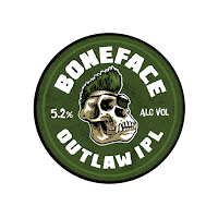 boneface ipl lager logo