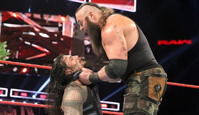 Roman Reigns Vs Braun Strowman Download