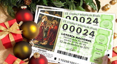 Spanyol Karácsonyi Lottó (La Lotería de Navidad)