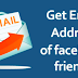 Get Email From Facebook Profile