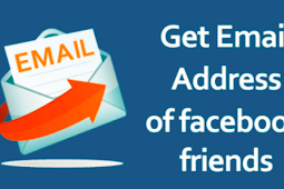 How to Find Out Email Id From Facebook
