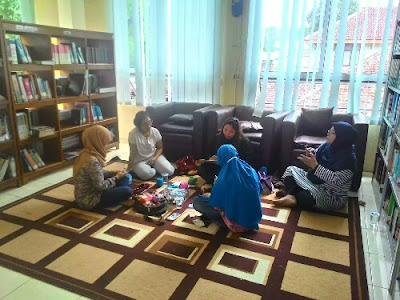 Perpustakaan Ungaran Kabupaten Semarang