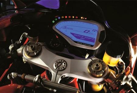 speedometer MV Agusta F4 RC 2015
