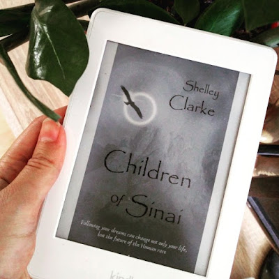 Children of Sinai by Shelley Clarke
