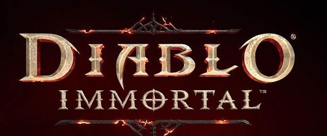 Blizzard anunció Diablo Immortal para dispositivos móviles