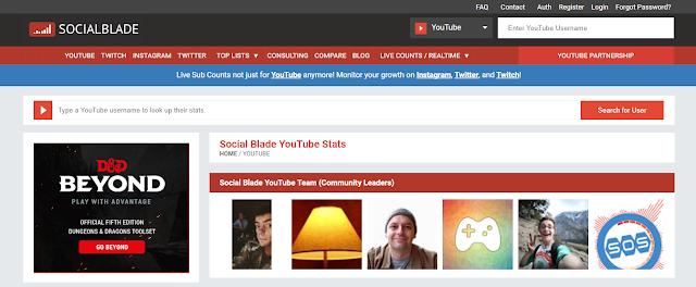 Cara Melihat Penghasilan Channel YouTube Seseorang2