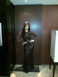 Shruthi Hassan hot photos from SIIMA Award 2012