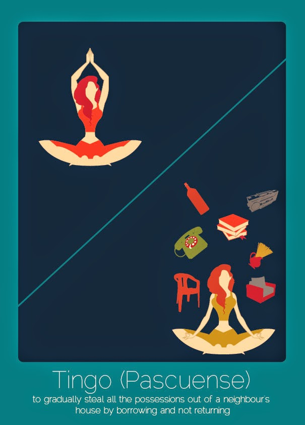 Untranslatable Words From ForeignLanguages Illustrated By Anjana Iyer 2