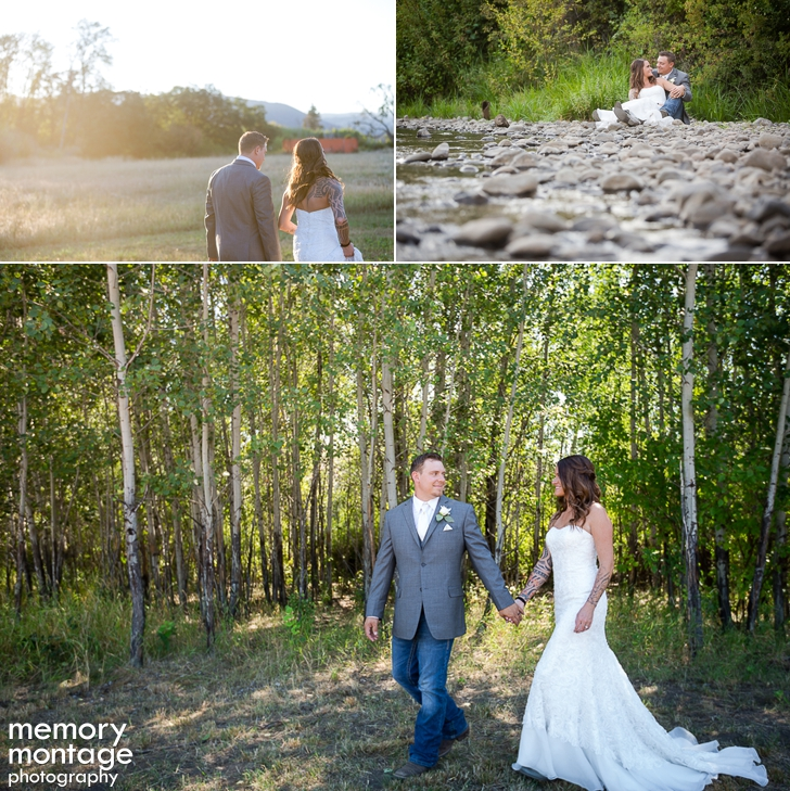 Outdoor Wedding Photography in Yakima    Laceigh + Codey