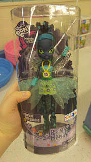 MLP Ponymania Queen Chrysalis Equestria Girls Doll