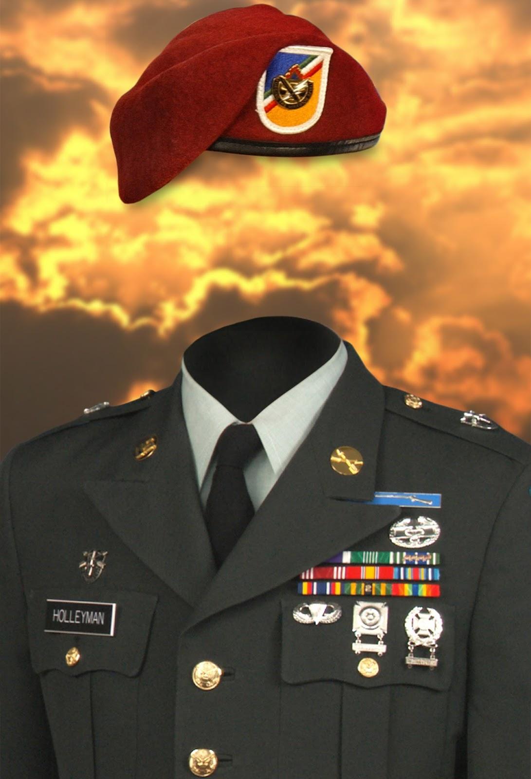 в военной форме онлайн