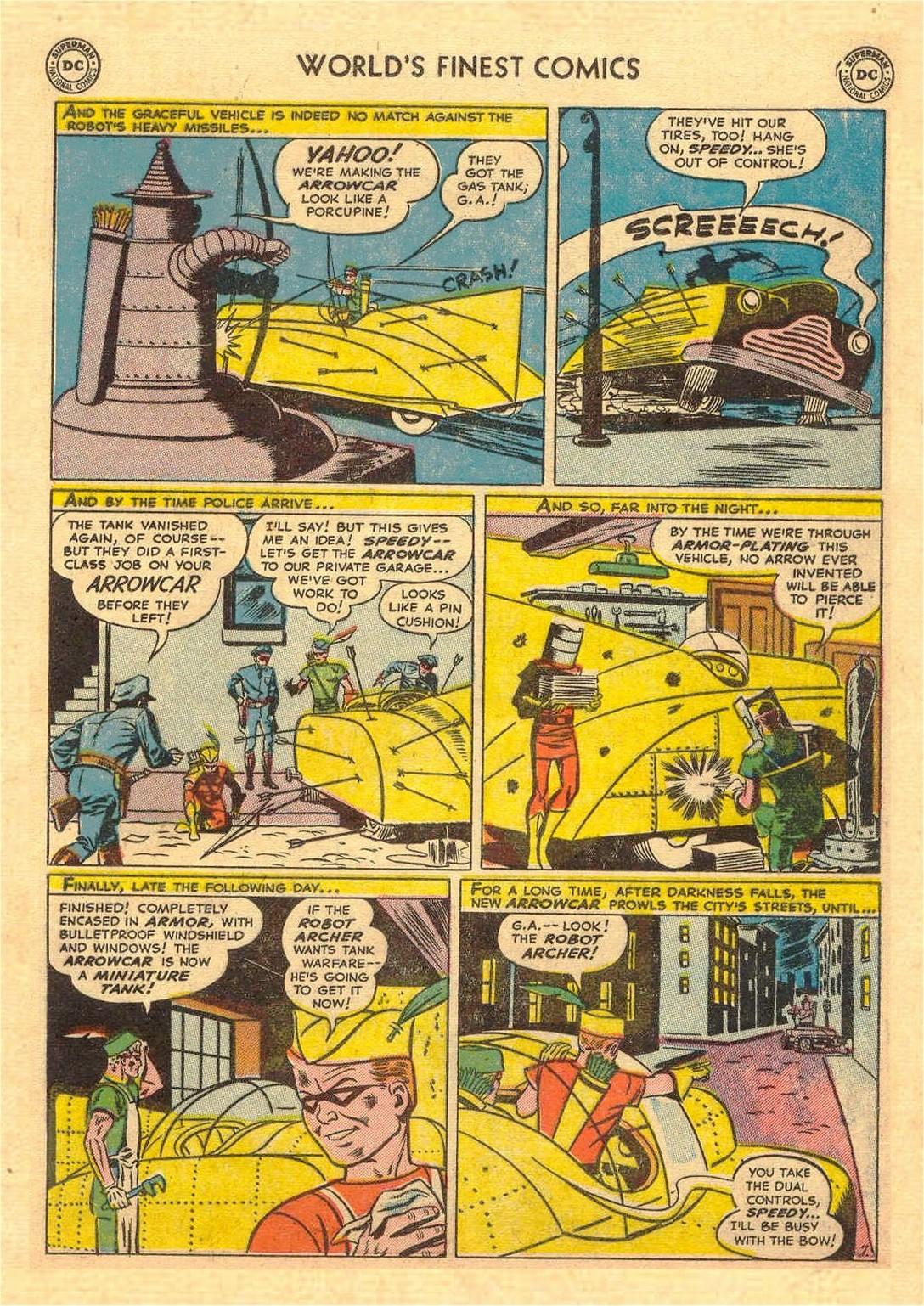 Read online World's Finest Comics comic -  Issue #58 - 23