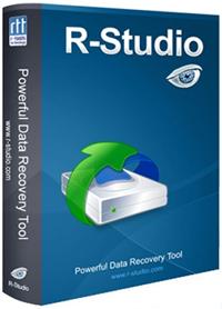 R-Studio 8.1 Build 165145 Network Edition [Full Crack] โปรแกรมกู้ข้อมูล