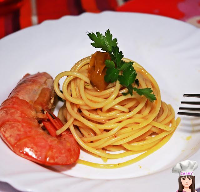 spaghetti-con-gamberoni