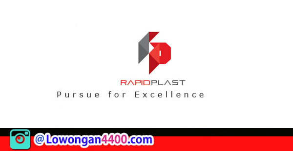 Lowongan Kerja PT. Rapid Plast Indonesia Jababeka Cikarang
