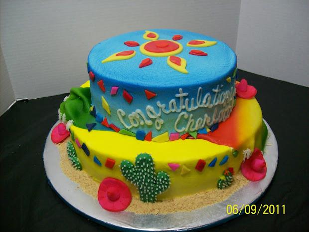 Cakes Chris Fiesta Cake
