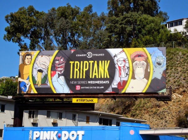 TripTank season 1 billboard
