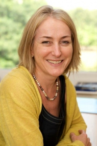 Direktur Cancer Research Sara Hiom