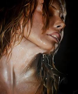 expresiones-femeninas-cuadros-hiperrealistas mujeres-arte-hiperrealista
