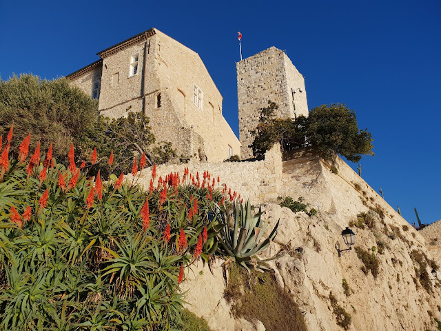 Chateau Grimaldi / Musée Picasso, Antibes