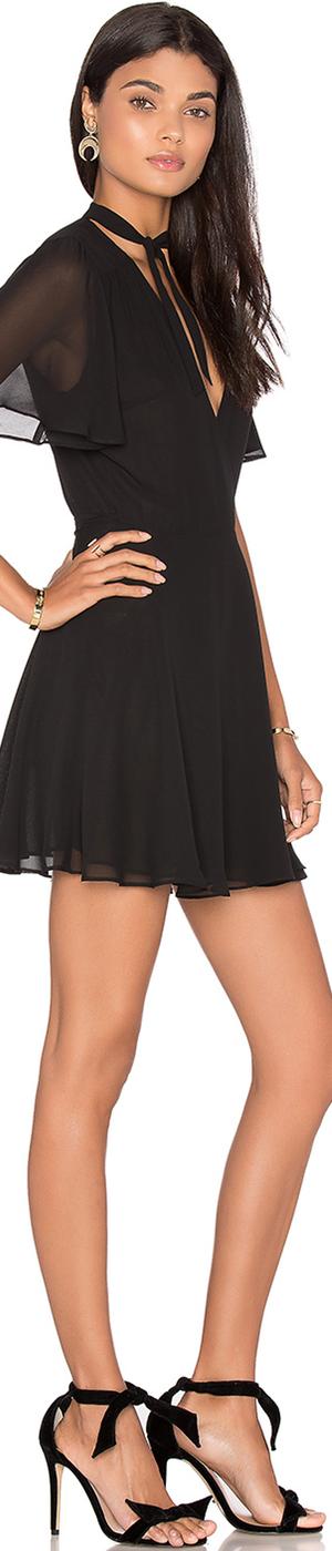 LPA DRESS 8 BLACK