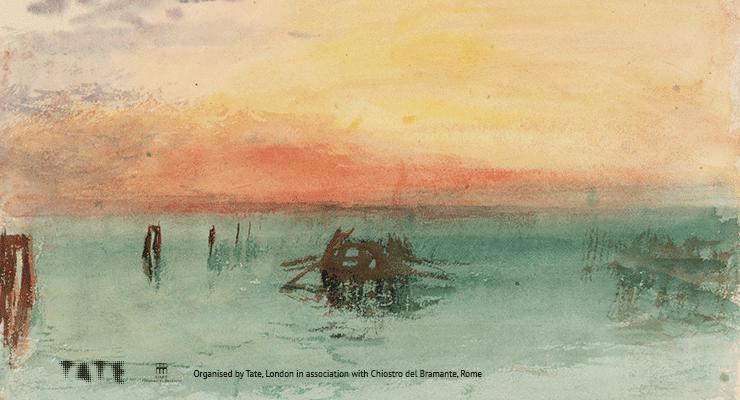 Turner. Opere della Tate: Visita Guidata alla Mostra