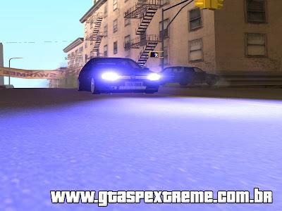 Mod Xenon v4 para GTA San Andreas