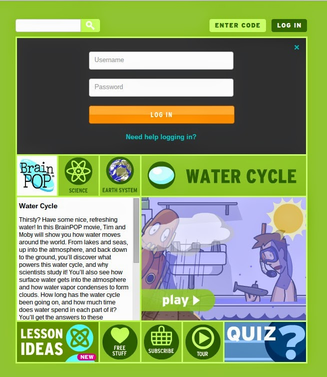 video on the water cycle