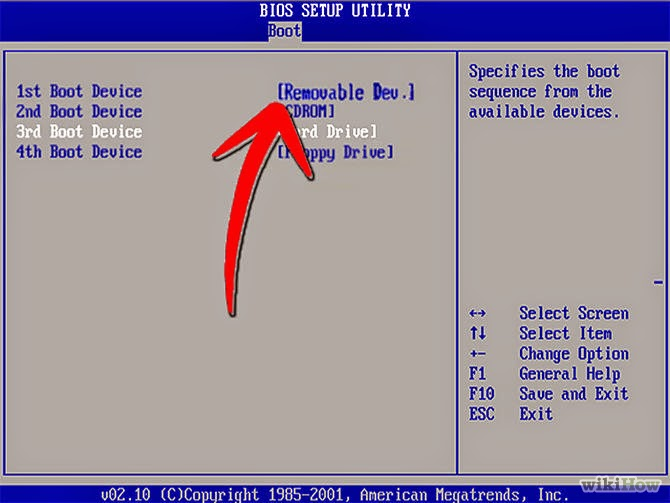 670px-Create-a-Bootable-Windows-7-or-Vista-USB-Drive-Step-15Bullet1 How to Install Windows 8 / 7 from USB Flash Drive (Bootable USB) Technology