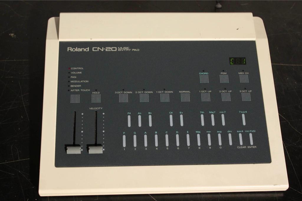 matrixsynth roland cn 20 vintage midi controller. Black Bedroom Furniture Sets. Home Design Ideas