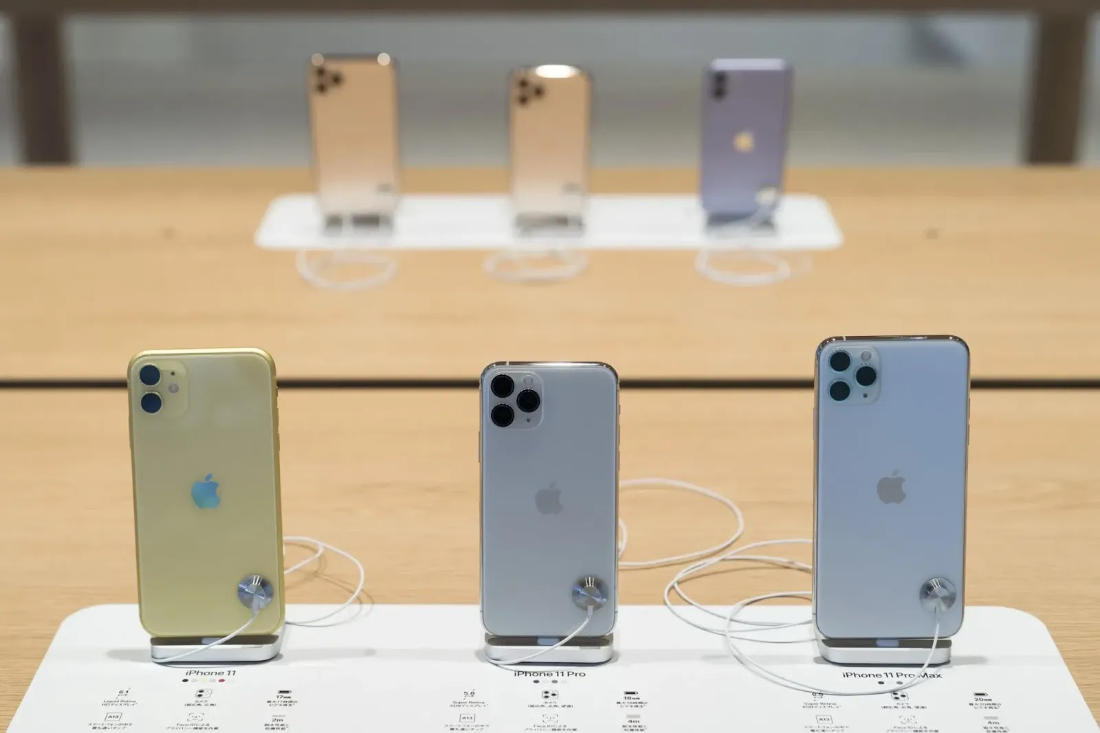 iPhone models later this year