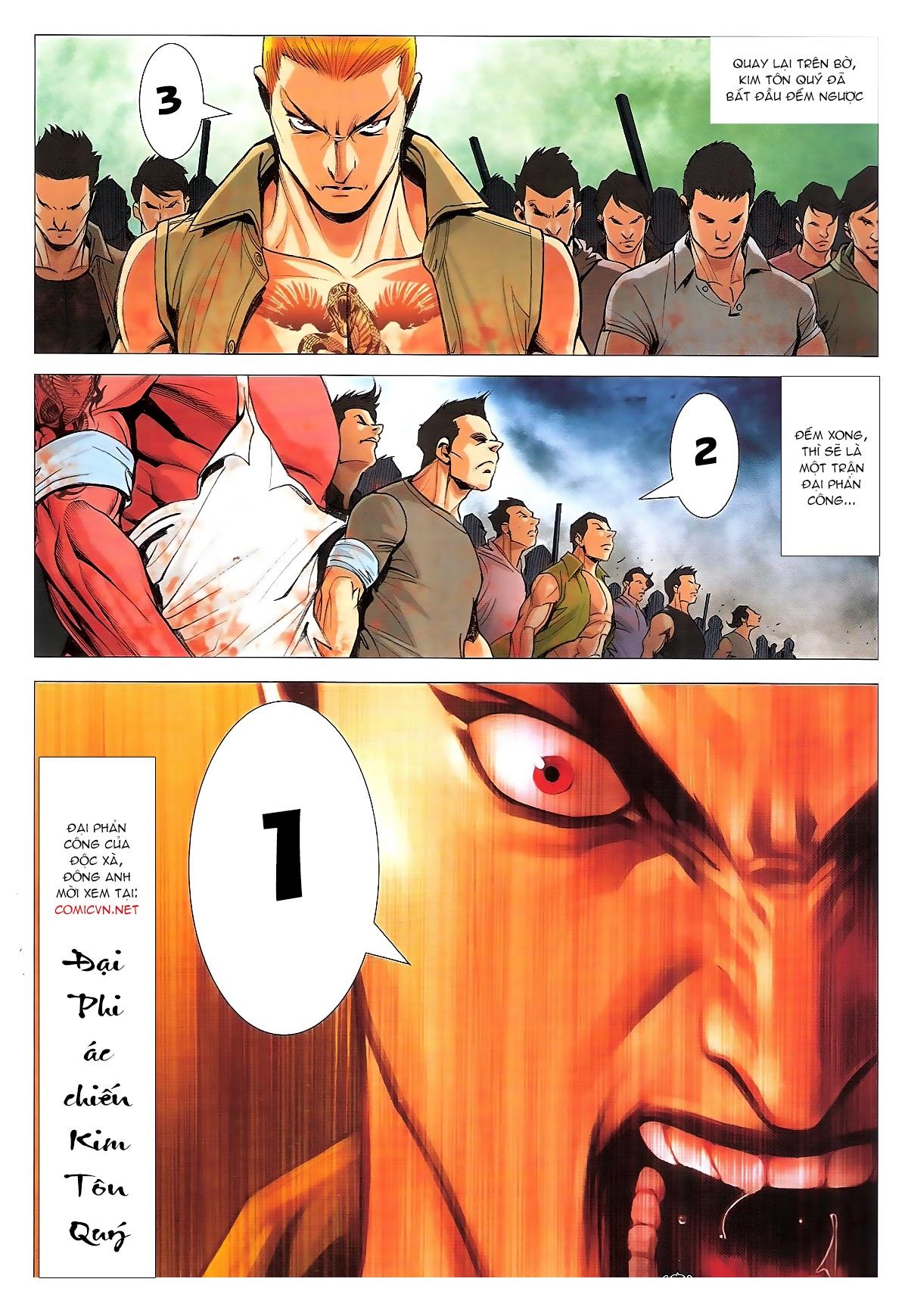 Người Trong Giang Hồ RAW Chương 1839 - NhoTruyen.Net