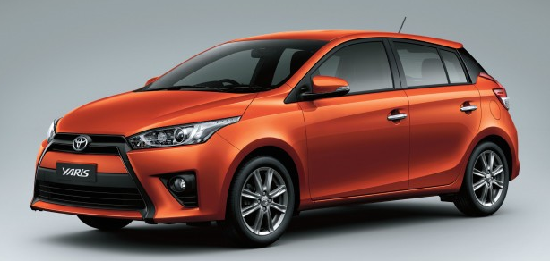 2019 Toyota Yaris Rumors