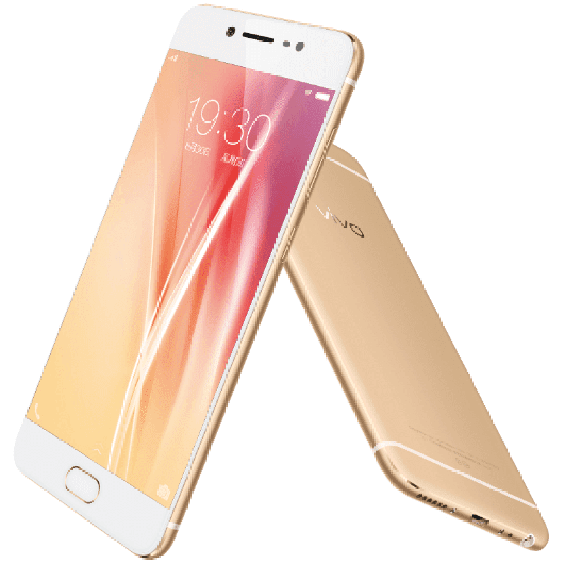 Another look at the new Vivo phones