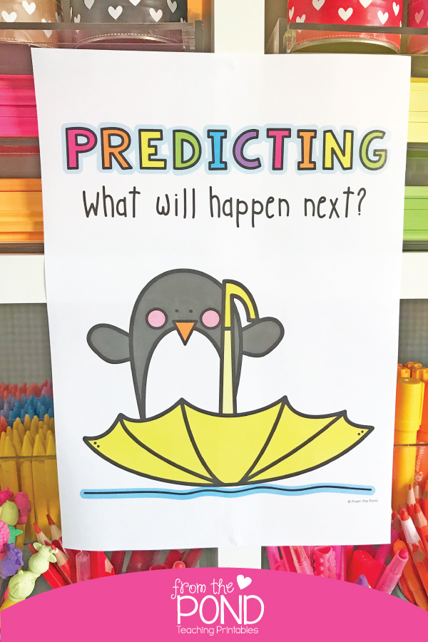 Is Curiosity As Good At Predicting >> Penguin Predicting From The Pond