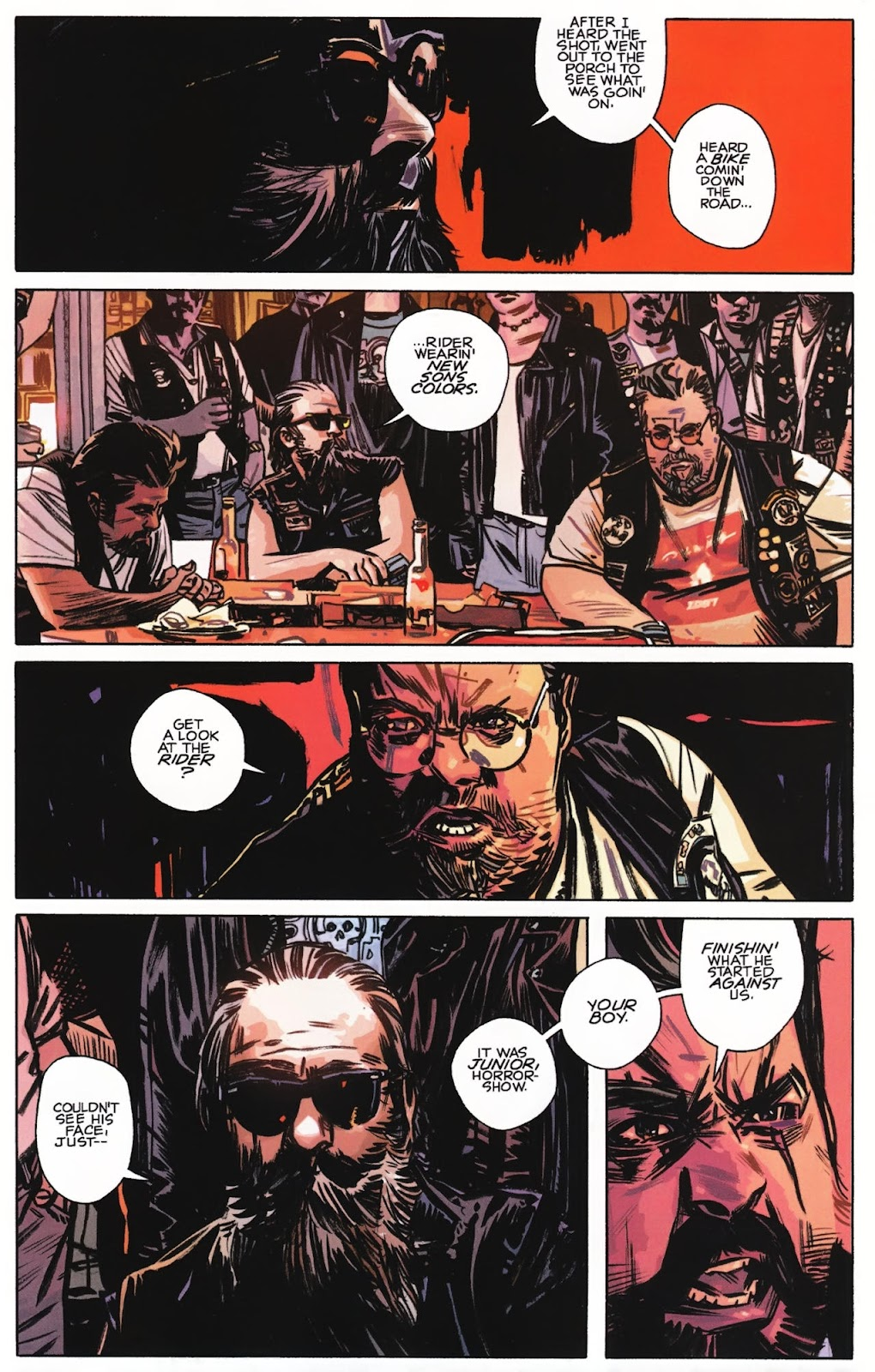 Read online Wolverine (2003) comic -  Issue #74 - 4