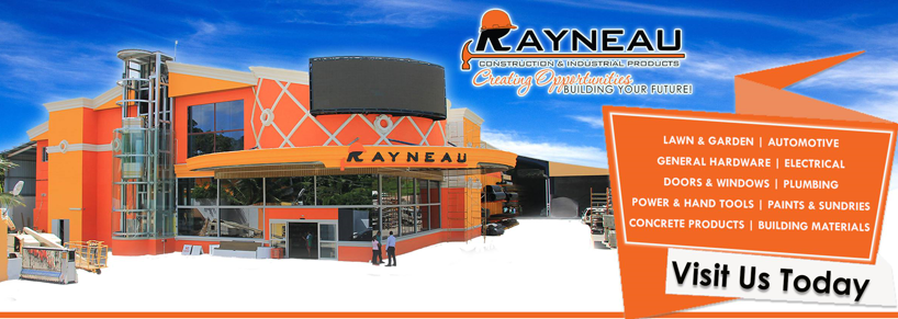 Rayneau -The Store of the Future