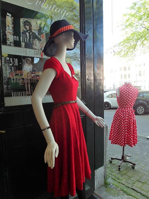 shopping i Amsterdam