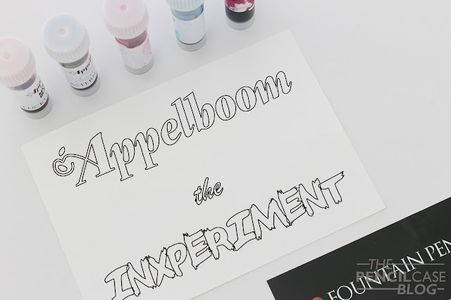 The Inxperiment: Ink subscription service by Appelboom