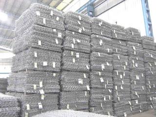 Sentral Kawat | Produksi & Jual Kawat Bronjong Murah Harga Pabrik