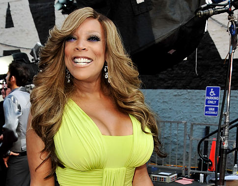 wendy williams big breasts