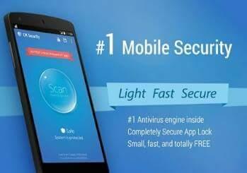 light free antivirus for android